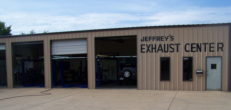 Jeffrey's Custom Exhaust Center