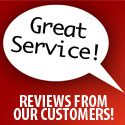 Reviews & Testimonials from Happy Customers!