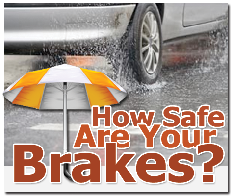 Fort Worth Car Care:  How Safe Are Your Brakes?