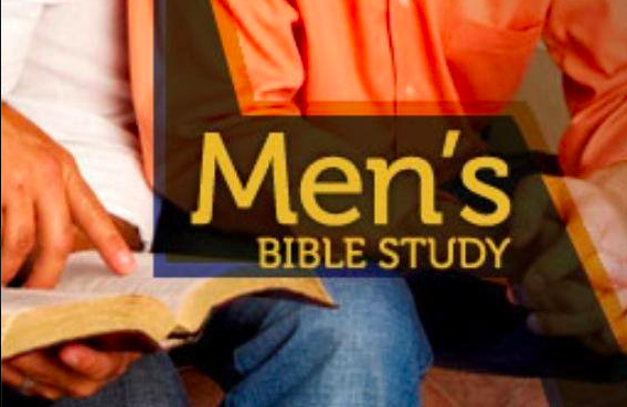 Men's Bible Study - at Jeffrey's Automotive on Wed morning - Christians & NonChristians Welcome!
