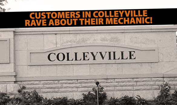 2 Colleyville customers rave about their mechanic
