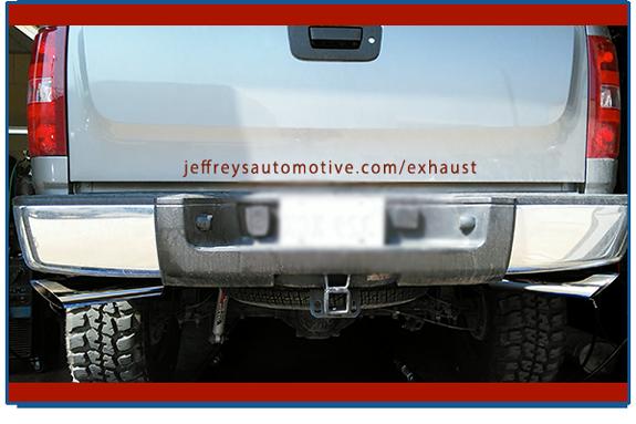 Fort Worth custom exhaust customer loves Jeffrey's