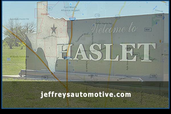 Haslet customers review auto repair mechanic