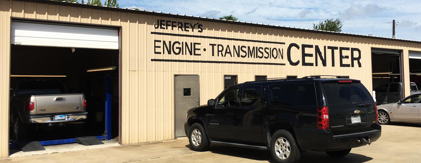 Jeffrey's Automotive - Engine & Transmission Repair - Fort Worth