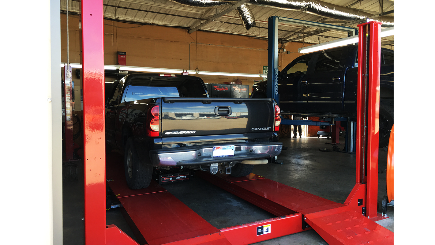 Jeffrey's Automotive - Alignment - Two-Wheel - Four-Wheel - Fort Worth