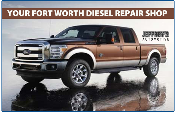 Is there a good diesel mechanic in Fort Worth?