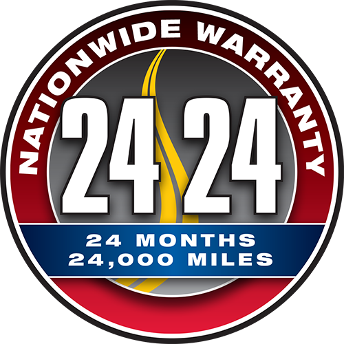 Nationwide Warranty - 24 months, 24,000 miles