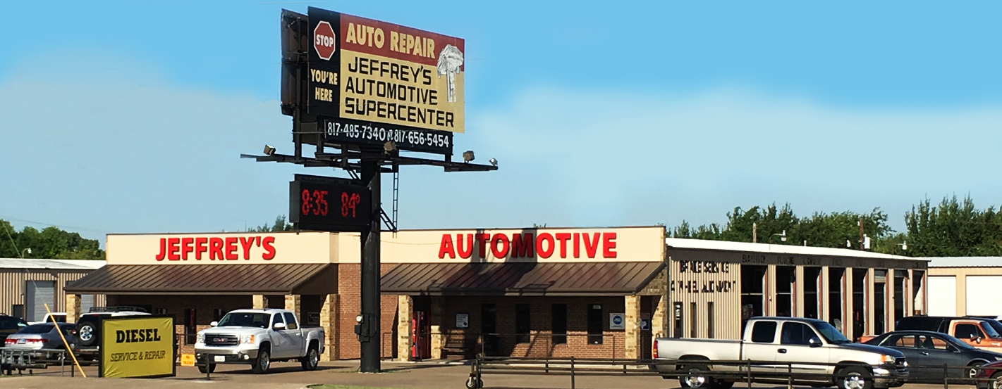 Check engine light on? Warning light? Let Jeffrey's Automotive help with state-of-the-art diagnostic equipment