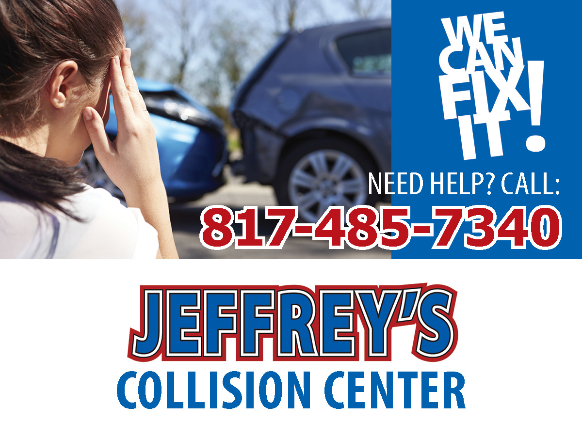 Jeffrey's Collision Center - Fort Worth Auto Body Repair