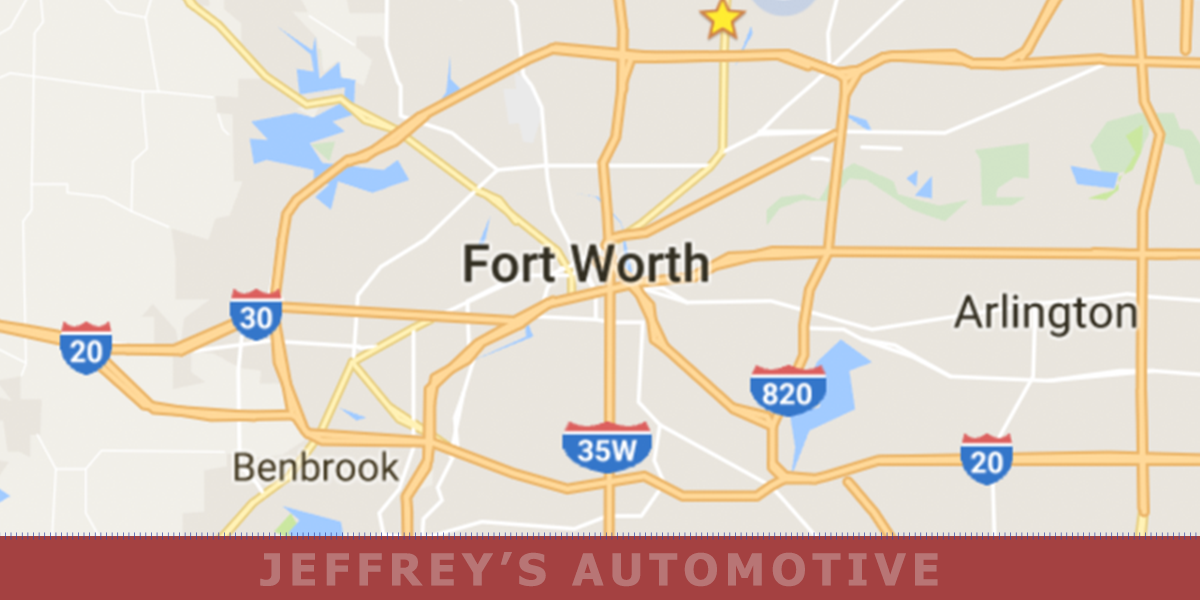 South Fort Worth customer bypasses dealership and drives to North Fort Worth for mechanic
