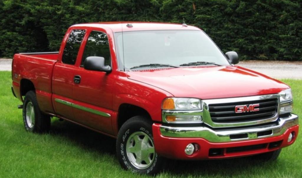 GMC Truck - Jeffrey's Automotive Repair - Diesel Mechanic