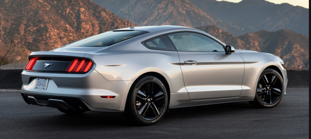 Ford Mustang - Jeffrey's Automotive new customer in May